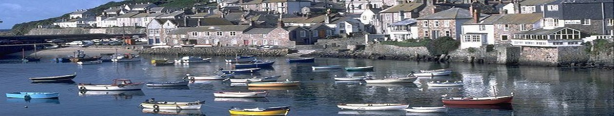 Mousehole - traditional fishing village nr Penzance