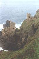 Crowns Mine at Botallack